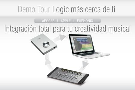 Demo tour