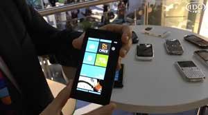 MWC 2012: Nokia Lumia 900, en detalle