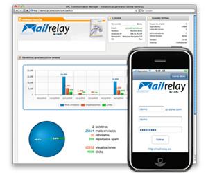 App MailRelay