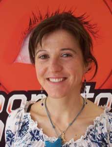 María Ramírez, ingeniero preventa de Trend Micro España