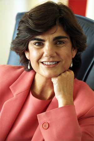 María Benjumea, presidenta de Infoempleo