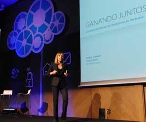 Maria Garaña Microsoft