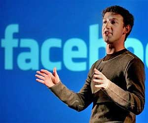 Mark Zuckerberg fundador de Facebook