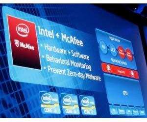 Mcafee e Intel DeepSafe