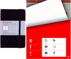 Moleskine iPad