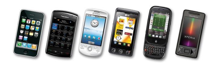 Móviles - Smartphones