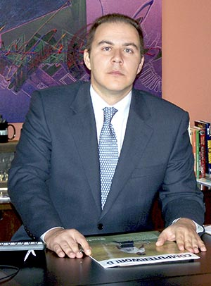 Manuel Pastor, director general de IDG Communications en España
