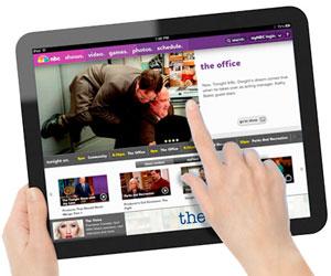 NBC, TNT y TBS actualizan sus aplicaciones para iPad