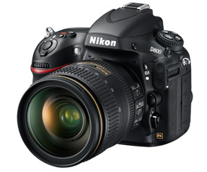 Nikon anuncia la nueva Nikon D800 con 36 megapíxeles de resolución