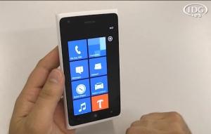 Análisis Nokia Lumia 900