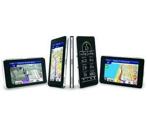 GPS multitactil