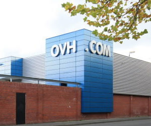 OVH hosting cloud computing