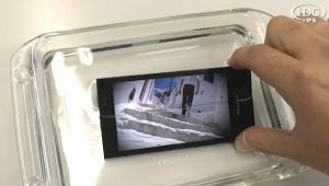 Panasonic Eluga: probamos su resistencia al agua