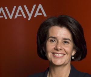 Paz Martos, directora general de Avaya
