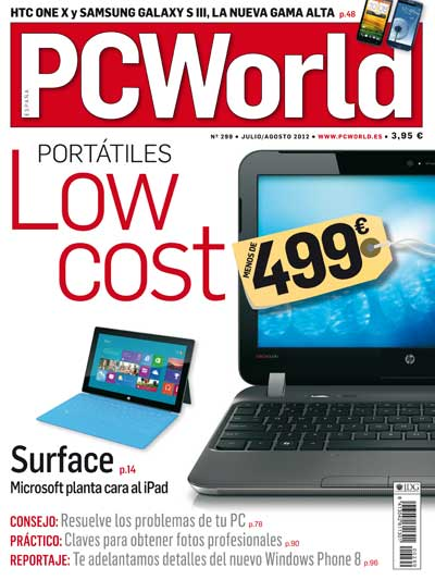 PC World julio/agosto 2012