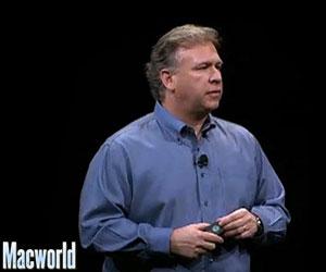 Phil Schiller iPhone 4 blanco