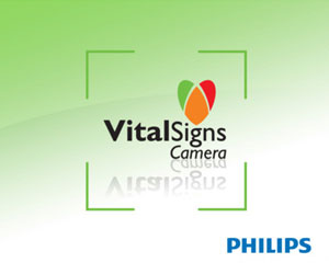 Philips Vital Signs monitoriza tus signos vitales en el iPad 2