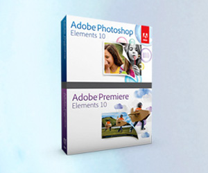 Nuevos Adobe Photoshop Elements y Premiere Elements 10