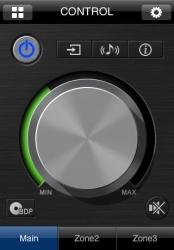 Pioneer iControAV app