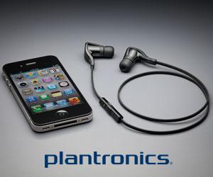 Auriculares inalámbricos ultraligeros Plantronics BackBeat GO