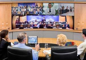 Conexión de tablets y smartphones a videoconferencia