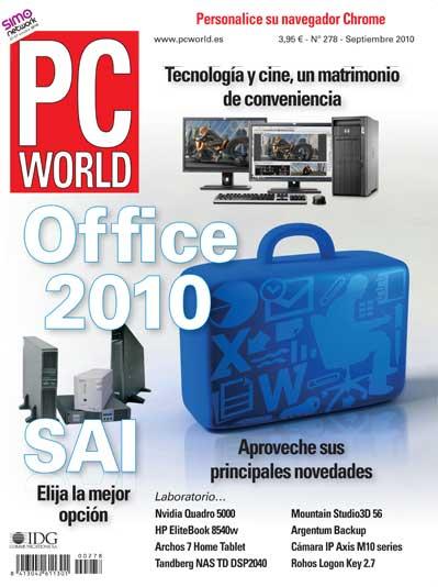 PC World 278 Septiembre 2010