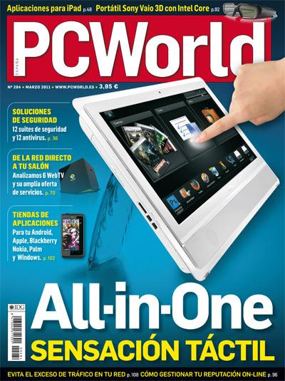 PCWorld marzo comparativa all-in-one