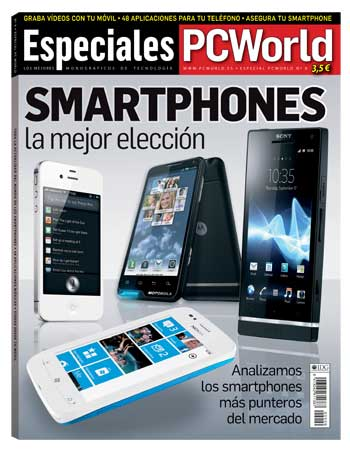 Especial PC World Smartphones, la mejor elección