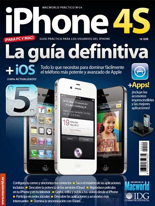La guía definitiva del iPhone 4S ya está en los quioscos