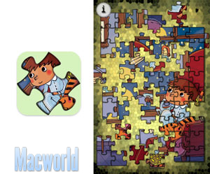 Puzzles gratis para iPhone Puzzle Draws