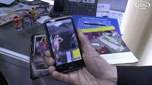 MWC 2012: Qualcomm muestras sus aplicaciones de Realidad Aumentada