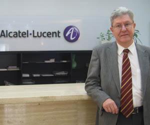 Rafael Martínez, director de Marketing División Empresas Alcatel-Lucent