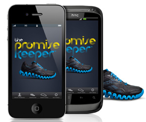 Reebok iphone
