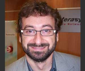 Salvador Ferrer, director Tecnico Enterasys