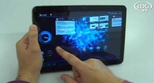 Videoanálisis: Samsung Galaxy Tab 10.1