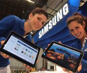 Nuevos tablets se lanzan en el congreso mundial de telefonia movil