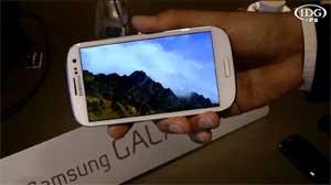 Samsung Galaxy S III, capacidad multitarea