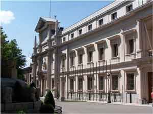 Edificio del Senado
