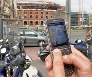 Nokia localización