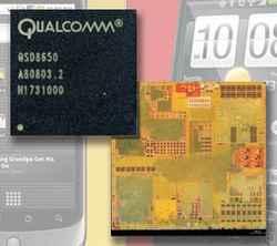Procesador de 1 GHz Qualcomm SnapDragon