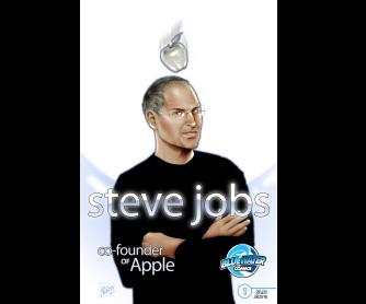 Steve Jobs cómic biografía