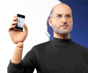 Figura de acción no oficial de Steve Jobs Inicons