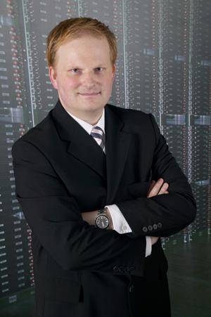 Damian Schmidt, CEO de Strato