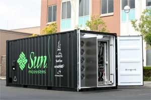 Centro de Datos Modular (Proyecto Blackbox) de Sun Microsystems
