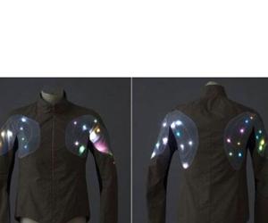 camiseta interactiva