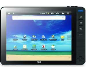 AOC mostrará su Tablet en CeBIT