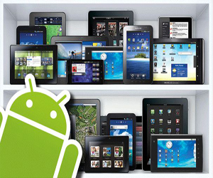Tablets Android Apple