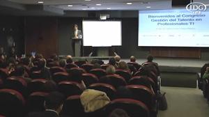 I Congreso de la Gestión del Talento en profesionales de Tecnología