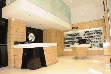 Tienda HP Madrid