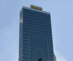 Sede de Telefóncia en Argentina